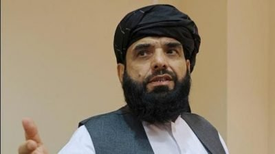 No permit to utilize Afghan soil against another country : Taliban