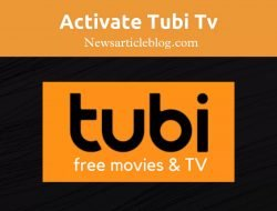 tubi.tv/activate – Steps to Activate Tubi.tv On Any Device